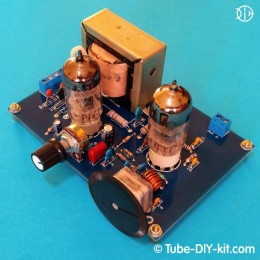 Electronic DIY kit: Super regenerative FM radio